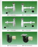 "1-1/2"" and 1-1/4"" PVC Bottle Drain for Sink, Basin and Floor Waste"
