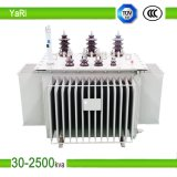 High Efficiency 33kv 500kVA Oil Immersed Power Transformer