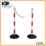 1 Meter Plastic Guide Delineator Post with Chains