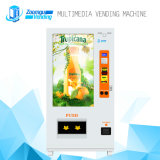 Large Capacity Beverage & Snack Automatic Vending Machine with Player