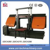 Double Column Horizontal Semi-Automatic Band Sawing Machine (GDC4270)