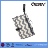 Portable Changing Station Organizer for Outdoor or Travel