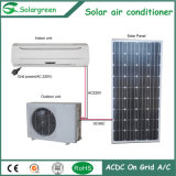 Acdc Solar Air Conditioner with High Quality Solar Panel
