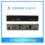 Original Enigma2 Linux OS DVB-S2+C Zgemma-Star H1 Satellite Receiver