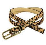 Leopard Skin PU Belt (JB201203137)