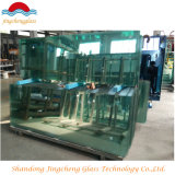 6mm/8mm/10mm/12mm/19mm Clear Tempered Building Glass