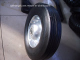 10′′x2.5 Solid Rubber Wheel for Air Compressor