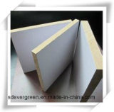 White Laminated Melamine MDF with Cheap Price