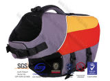 Full-Featured Dog Pfd Protection Life Vest Floater Coat