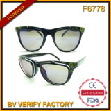 F6778 Alibaba China Wholesale Eyeglasses with Clip on