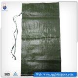 Wholesale 20kg 25kg Polypropylene Woven Sand Bags