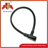 Jq8201-1 Durable Safety Anti-Theft Bicycle Lock Motorcycle Steel Cable Lock
