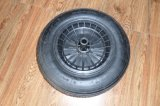 Wheelbarrow Trolley Cart Wheel Pneumatic Rubber Wheel 4.00-8