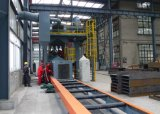 H Beam Blasting Machine