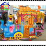 Amusement Park Ride Merry-Go-Round Animal′s Train for Outdoor Playground