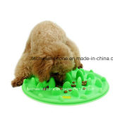 Big Size Dog Bowl Special Silicone Slow Feeder