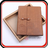 Custom Gift Box Leather Cover Diary Notebook
