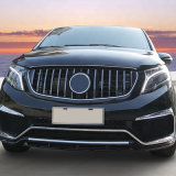 Facelift Car Front Bumper and Rear Bumper with Grills for Mercedes Benz V Class