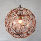Hot! Modern Copper Color Stainless Decoration Web Lighting
