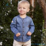 New Style Comfortable Cotton Boys′ Long Sleeve Denim Shirt by Fly Jeans