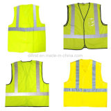 En20471 Running Reflective Safety Vest
