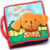 Soft Book Toy Babies Fabric Activity Crinkle Cloth Handmade Educational