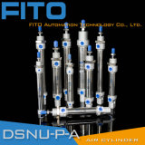 Piston Rod Mini Cylinder/ISO Small Cylinder Dsnu Type