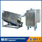 Industrial Sewage Treatment Stainless Steel Screw Filter Press