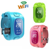 Gelbert-Smart Y3 GPS/GSM/WiFi Triple Positioning GPRS Kids Smart Watch