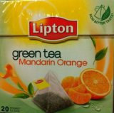 Weight Lose Leptin Green Tea, Mandarin Orange Tea