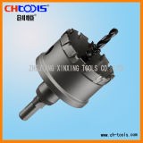 Tct Hole Saw Cutter with Thick Metal (HTTS)