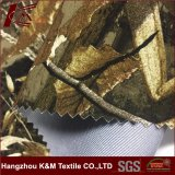 Custom Printed Compound Waterproof 75D Polyester Fabric for Outdoor Hunting