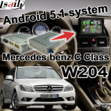 Android GPS Navigation Video Interface for Mercedes-Benz C Class W205 W204 W203 (NTG-4.5)