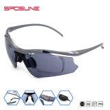 Factory Direct Detachable Myopia Frame Grey Lens Sunglasses Sportswear Sunglasses
