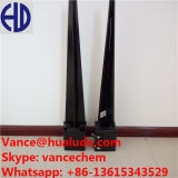 Metal Galvanized Fence Post Spike Support for Wood Post