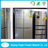 High Gloss Sliver Powder Coating for The Shell of Refrigerator