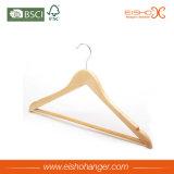 Light Color Wooden Clothes Hanger