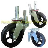 Scaffold Casters With Double Brake