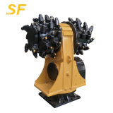 Construction Parts Excavator Drum Cutter Made by Sf