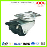 Swivel Plate with Brake Caster Wheel (P190-20B036X15DZ)