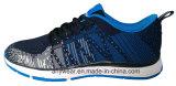 Men′s Women′s Ladies Gym Sports Running Shoes Flyknit Footwear (815-9621)