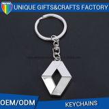 Promotion Custom Logo Metal Souvenir Gift Keychain DIY
