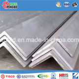 Ms Hot Rolled Stainless Steel Angle Iron in Factory
