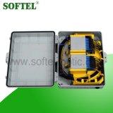 1*16 Core Plastic Material Outdoor Fiber Optic Distribution Box