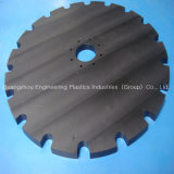 PE Sprocket Wheel with Glass Fiber