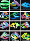 Custom Made Logo Silicone Wristbands Personalized Wristband