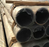 Aluminium Alloy Extruded Round Tube 6063