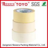 Good Quality Creped Paper Naturel Color Automotive Masking Tape