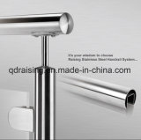 Stainless Steel Glass Balustrade Railing Glass Clamps for Stairs and Handrails