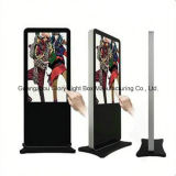 55′′ Panel LCD Touch Screen Standing Monitor